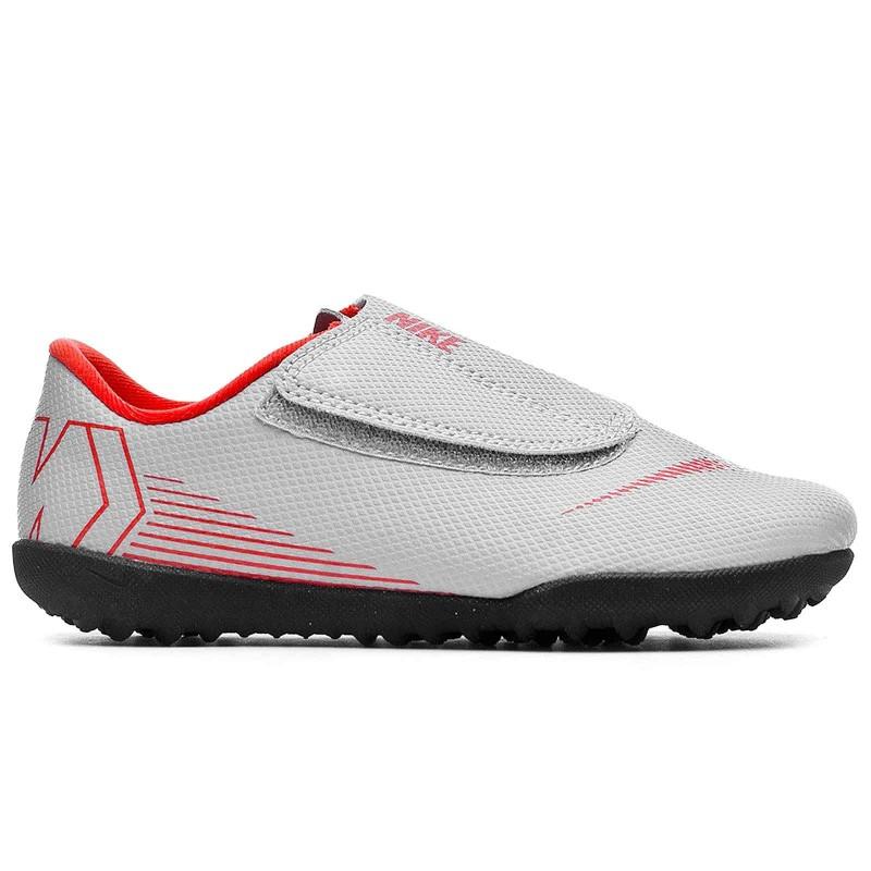 ec2e54b968c Botas multitaco Nike jr vapor XII vapor club Gransport fútbol specialist  store