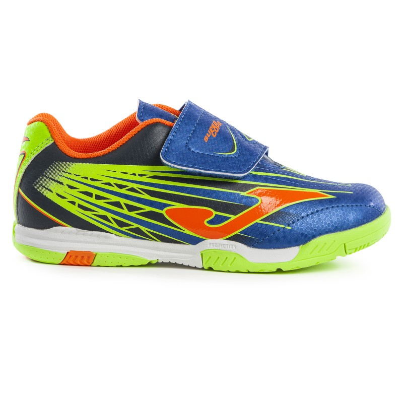 dc2b20fe86b0f Zapatillas Joma Super Copa Jr 904 sala SCJS.904.IN