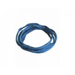 Cordón trainer azul flúor...