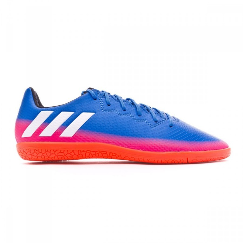 ZAPATILLAS FÚTBOL SALA ADIDAS JR MESSI 16.3 IN J edaba03edfae5