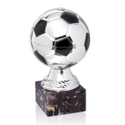 Trofeo balón de fútbol...