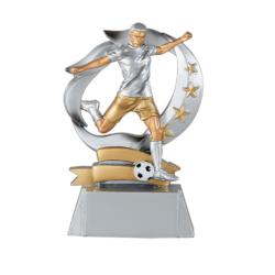 Trofeo Delantero de fútbol