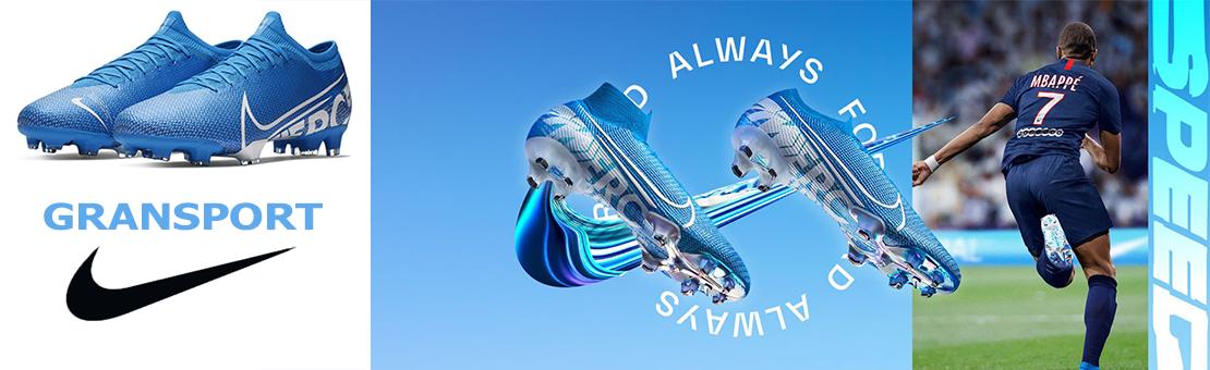 Nuevas botas de fútbol Nike Mercurial|Gransport