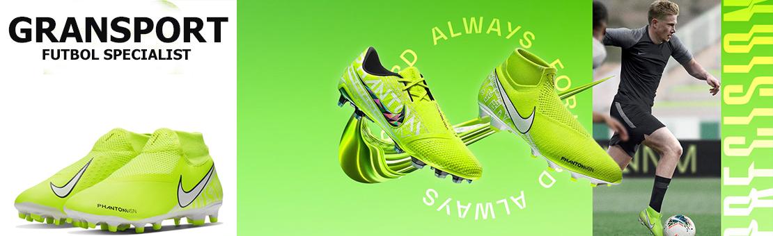 Nuevas botas de fútbol Nike Pahntom |Gransport fútbol especialista