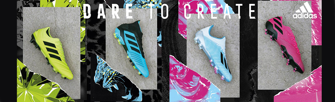 Nuevas botas de fútbol adidas 2019/20|Gransport
