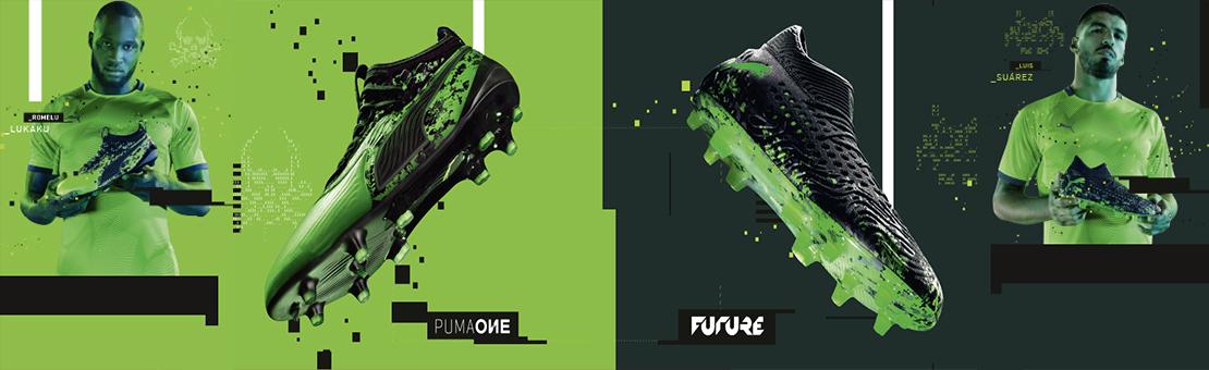 Botas de fútbol Puma Hacked Pack 2019